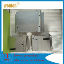 WELDON Custom CNC Sheet Metal Fabrication Enclosure for UPS rack mount chassis