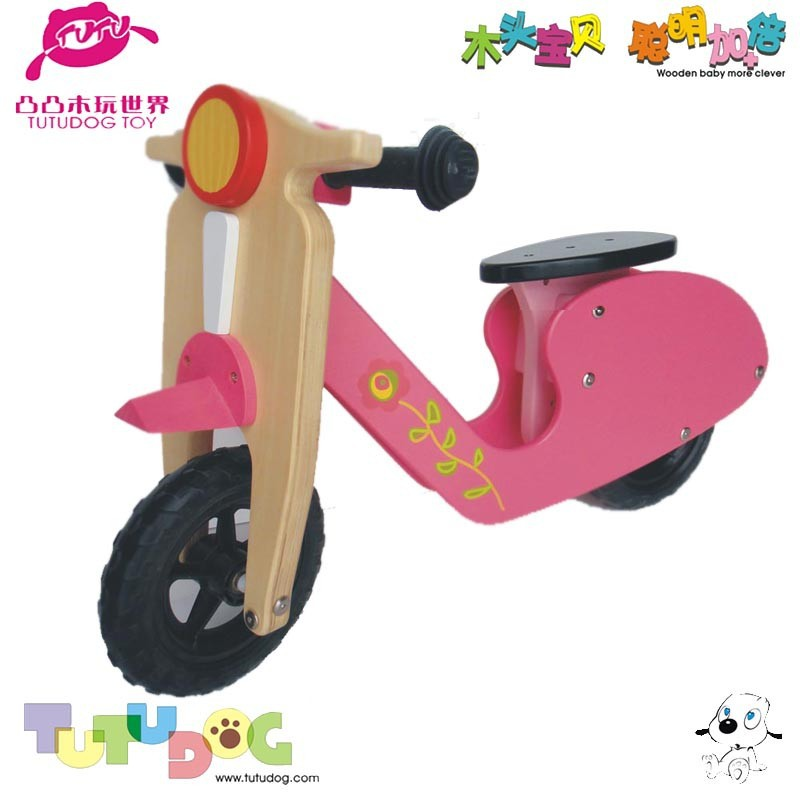 In 2015 the new wooden flower scooter JM-C122