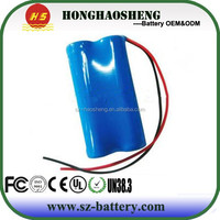 Best selling!!li-ion battery 18650 4000mah rechargeable 3.7v in parallel
