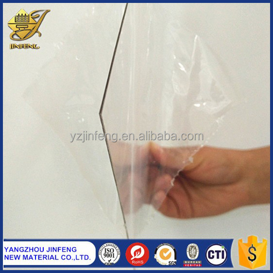 Transparent Rigid PET Film for Folding Boxes