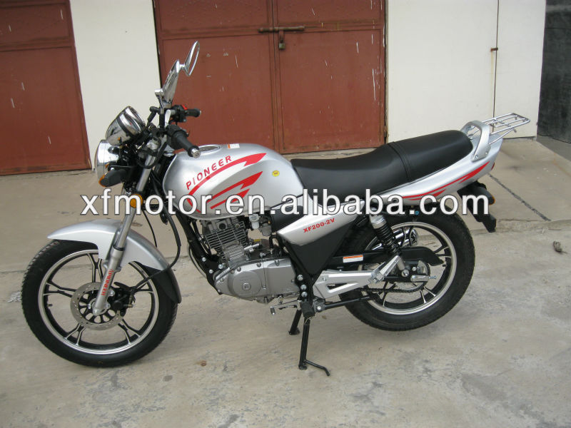 200cc motor gasoline bike