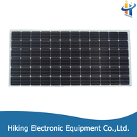 A grade cell photovoltaic 300w 48v solar panel