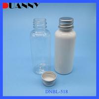 Small Empty Plastic Clear Pet Easy-Take 20Ml Pet Plastic Bottle