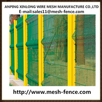 Beautiful design wire mesh fence/high quality (2016 Made in China)