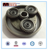 Top Quality speed reducer gear made by whachinebrothers