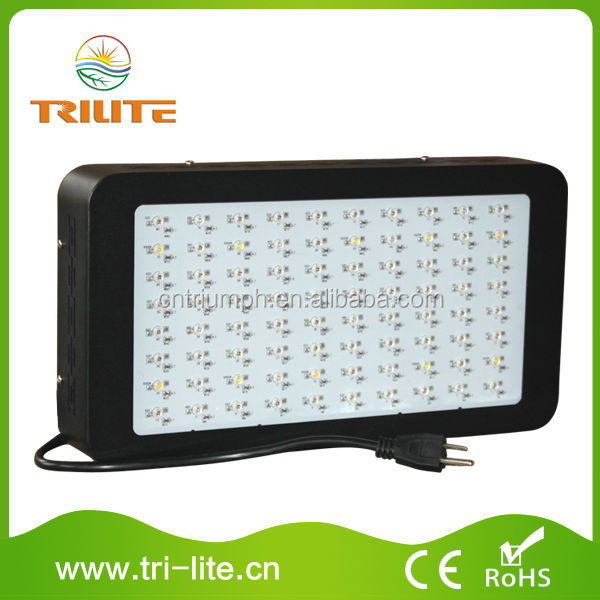 Hydroponic 300w Panel LED Plant Indoor Grow Light