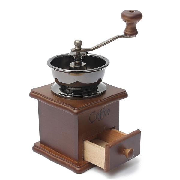 Coffee Maker By Hand : 2016 Manual/hand Wooden Coffee Maker/grinder - Buy 2016 Manual/hand Wooden Coffee Maker,2016 ...