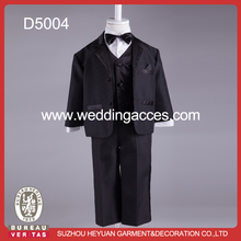 Baby boy suit for wedding black