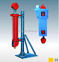 To hydraulic cathead for drilling