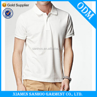 Customized Top Quality Polo T Shirt For Men Printing DIY Logo Fashion Style