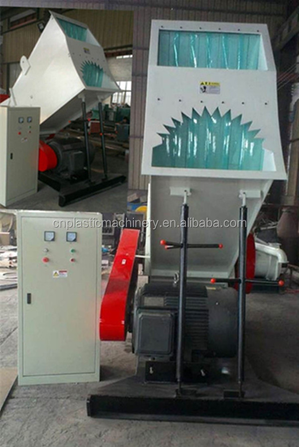 PVC PP PE Pipe Recycling Crusher/Shredder/Pulverizer For Sale