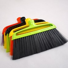 Use Of Soft Broom Home Cleaning Long Natural Broom Handle