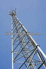 Steel tubular pole telecommunication tower