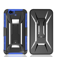 Armor Holster Hard Box Combo Mobile Phone Case for Huawei Nexus 6P