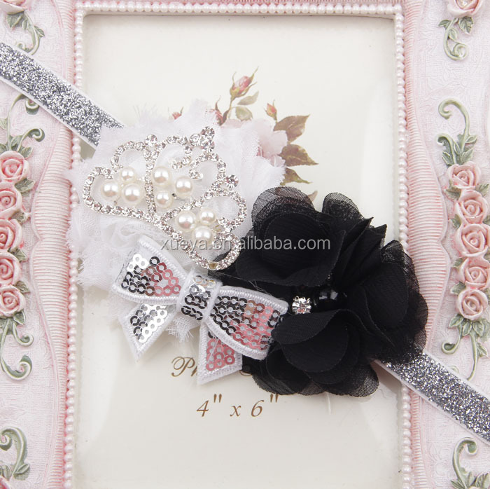 Handmade factory directly baby kids hair accessories wholesale