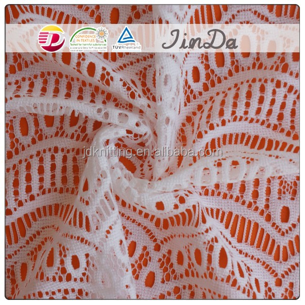 Beauty Chinese brand chemical champagne lace fabric popular design