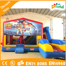 promote inflatable jumping house/boy inflatable bouncer for sale