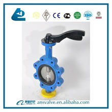 Wafer Lug Type Butterfly Valve of Specifications