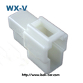 automotive cable wire white china 2 way pa6 male connector 7122-2820 in stock