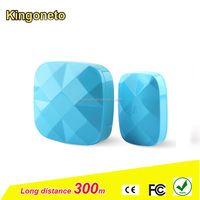 Kingoneto high-end wireless doorbell with entry alert door chime 52 ringtones for house