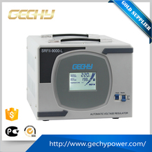 Hot Sell Single Phase Digital Display 10kw Voltage Regulator 220V/Automatic Stabilizator for generator/AVR