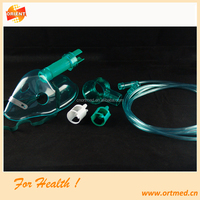 newest style oxygen respirator, one time use oxygen respirator, low price oxygen respirator