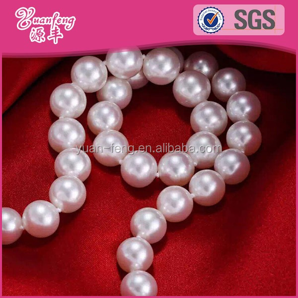 China bead manufacturers wholesale abs 20mm plastic pearl beads