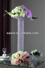 decoration flower arrangement stands for wedding hall