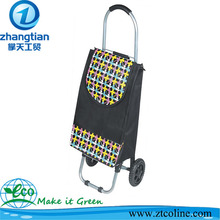 Women Wheeled Shopping Trolley Travel Storage Holdall Bag