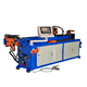 Thoughtful after-sale Single-head hydraulic 3D pipe threading machine