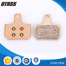 Wholesale OEM high quality bike copper disc brake pad with fair price