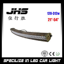 "C REE 3D 4D 5D 50"" 288W Curved LED Light bar white light"