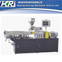 New Underwater Pelletizing Plastic Extruder Machine Line For Sale
