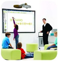[Hot] Electromagnetic Interactive White Board,electronic writing board,smart board