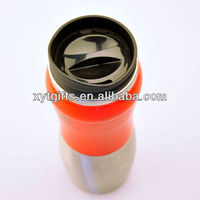 Stainless Steel Coffee Soup Mug Tumbler Camping Mug Cup 16oz