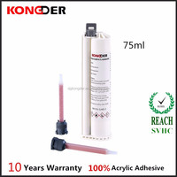 75ml Quartz Surface Adhesive For Corian Adhesive With Gun