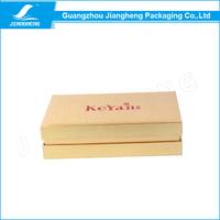 Essence packaging gold stamping packaging box book shaped