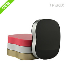 2017 Dual tuner rk3229 colorful mini SET TOP BOX 4K 2G 16G quad core google tv box media android tv box manufacturer
