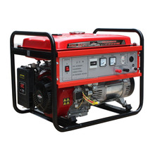 Briggs and Stratton 4 stroke engine 220 volt gasoline generator 3000 watt ac single phase output