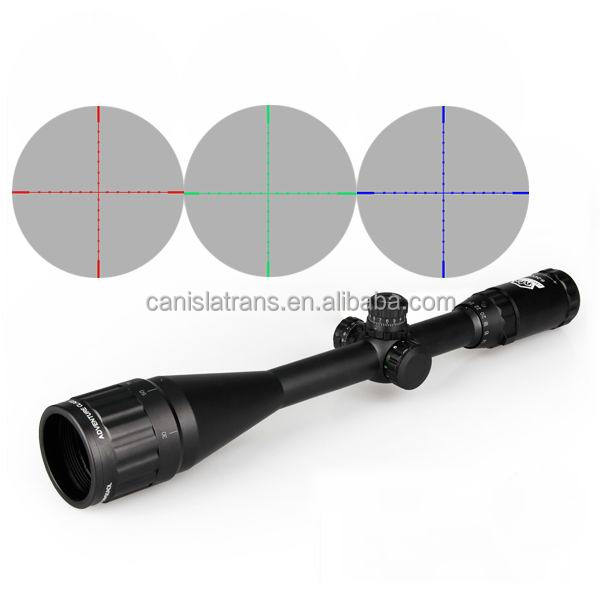 the laster deisng tactical army war game shooting adjusyable thermal scope hunting