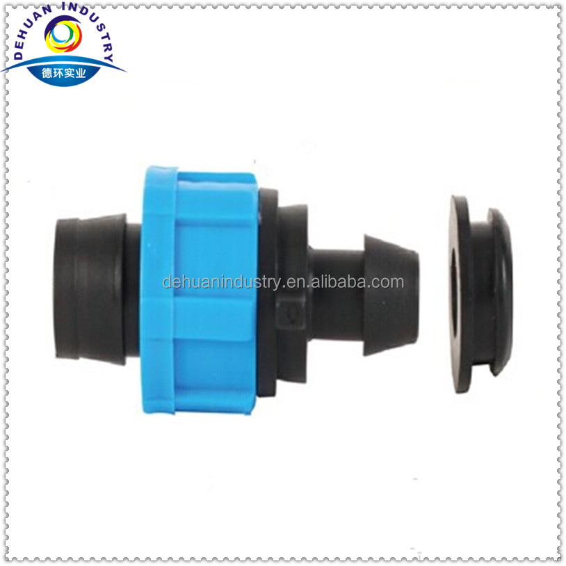 PVC Offtake for Tape/Drip Irrigation Tape Fitting