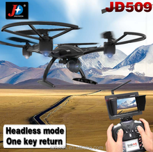 JXD 509 RC Helicopter LED lights Toys USB Charger Drones