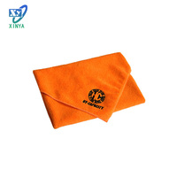 Best selling face cleansing microfiber car washing terry towel
