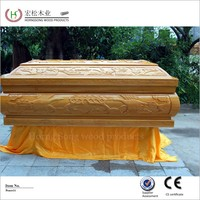 funeral coffin halloween decoration