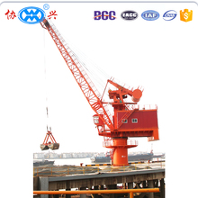 High Quality Low Price Fixed Pedestal 360 Degree Slewing Portal Crane