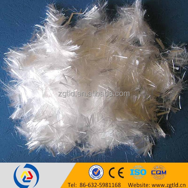 3mm PP filament fiber monofilament for plaster