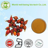 Hot sale organic cape jasmine fruit extract,gardenia powder extract,Gardenia Fruit Extract