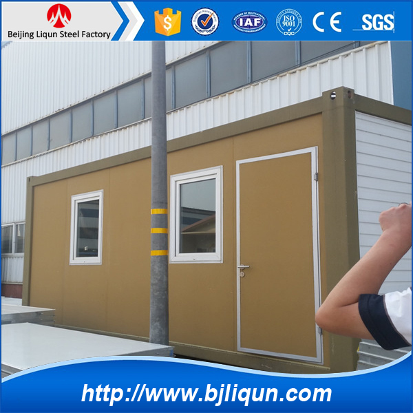 Low cost moveable luxury villa container house