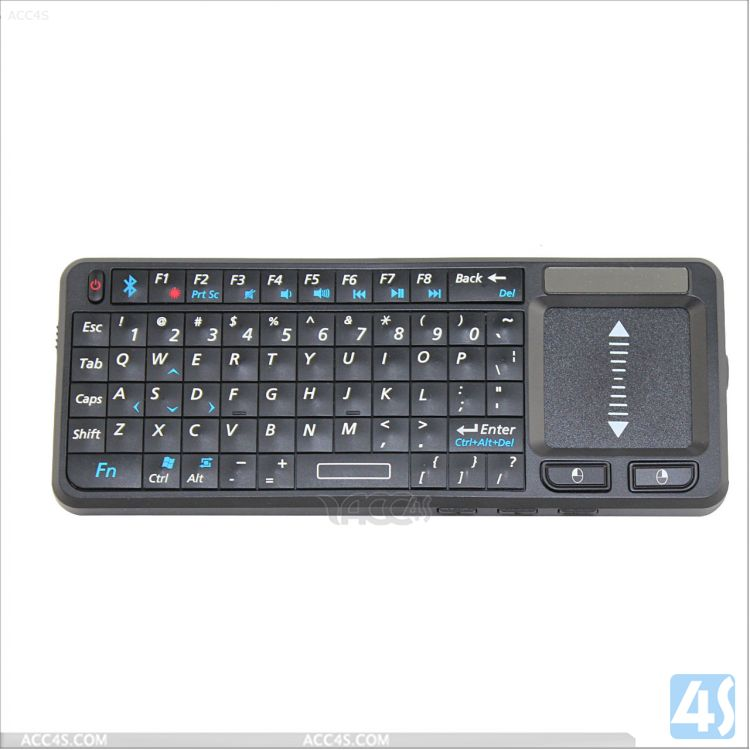 Best Price Bluetooth Keyboard with TouchPad for iPad Mini P-APPIPDMALKB002