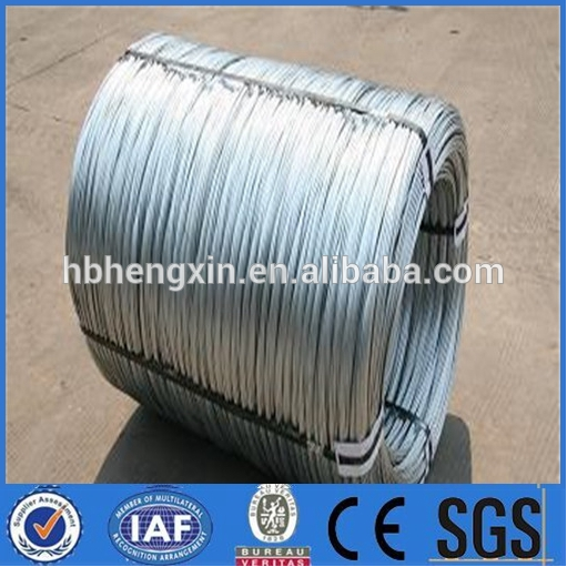 0.22mm,0.23mm flat galvanised steel wire for scourer mesh roll